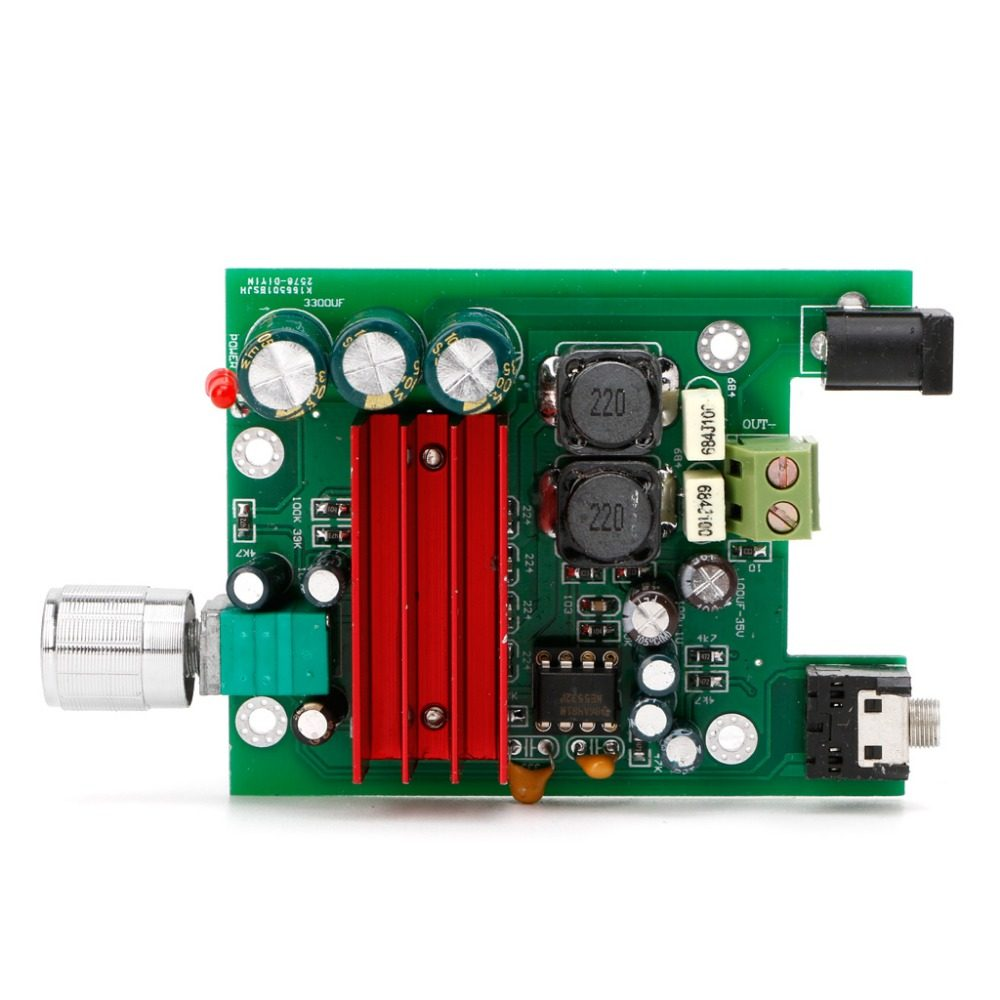 Online Shop Aiyima Tpa3116 100w Subwoofer Digital Power Amplifier Wholesale Class D 2x 80w Stereo Circuit Design Tda7498 Tpa3116d2 Amp Board Audio Module