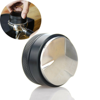 58mm/51mm Adjustable Coffee Tamper Barista Stainless Steel Tamper Espresso Press Espresso Barista Accessories Tool