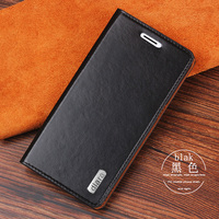 For Xiaomi Redmi 4X Case Flip Genuine Leather Cover For Xiaomi Redmi 4X Case Cover Coque