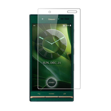100x 2.5D 9H AU URBANO V03 Tempered Glass Screen Protector KYOCERA KYV38 screen glass protector film + retail package wholesale
