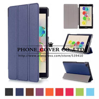 Magnet Stand Leather Case Cover For Asus Zenpad C 7 0 Z170MG Z170C Z170CG 7 Tablet