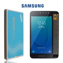 Super Amoled 5 Voor Samsung Galaxy J2 Core J260 Lcd scherm Touch Screen Digitizer Vergadering Vervangen Voor Samsung j260 Lcd