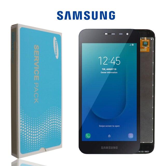Super Amoled 5 für Samsung Galaxy J2 Core J260 LCD Display Bildschirm Touch Screen Digitizer Montage Ersetzen Für samsung J260 lcd