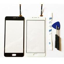 """Новый Сенсорный экран Ассамблеи для Meizu M5 Примечание умный телефон 5.5 """"черно-белый цвет"""