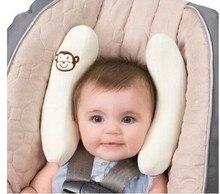 Haute Qualité Infantile Cradler Bébé bébé Safty Cou Protection de La Tête Réglable Voyage de Couchage Pad Bébé Voiture Poussette Siège Oreiller