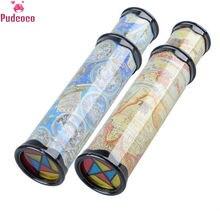 30 см калейдоскоп красочные игрушки для детей мальчик девочка дети день рождения развивающие для детей Подарки