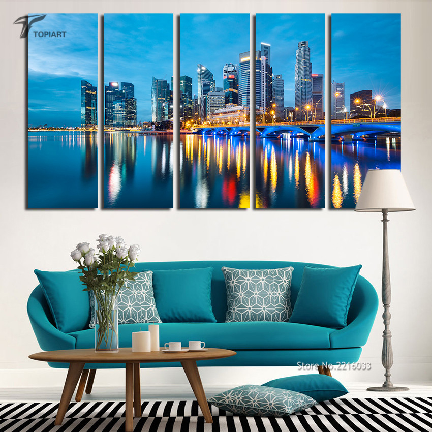 Online Get Cheap Wall Painting Singapore Aliexpresscom Alibaba