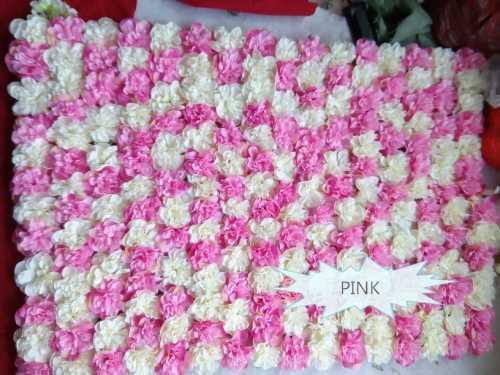 Flores artificiales flores falsas decoración de fondo para boda escenario tienda flor para pared Arco pabellón puerta flor panel Decoración