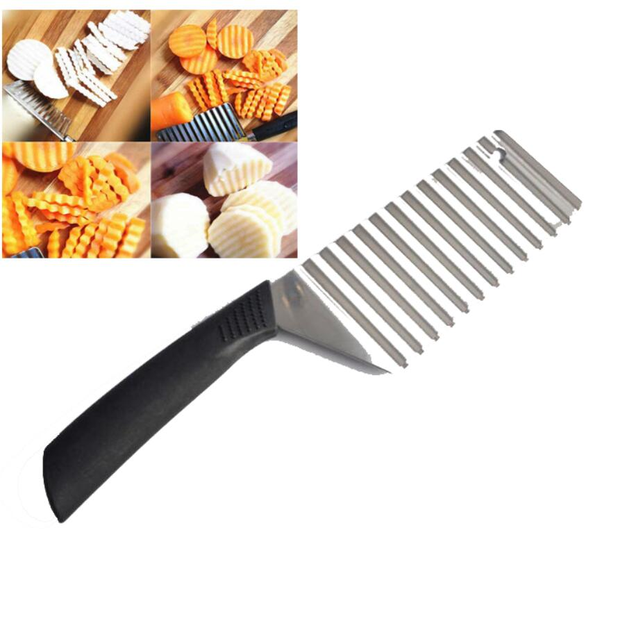 aliexpress com buy sanying kitchen tools 1 pcs crinkle cut knife