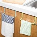 Кухня Ванная Комната Шкаф Дверь Задняя Стиль Односпальные Кровати Бар Вешалка Для Полотенец Пластмасса Для Полотенец Тряпка Висит Многоцелевой Утилита Инструменты D8