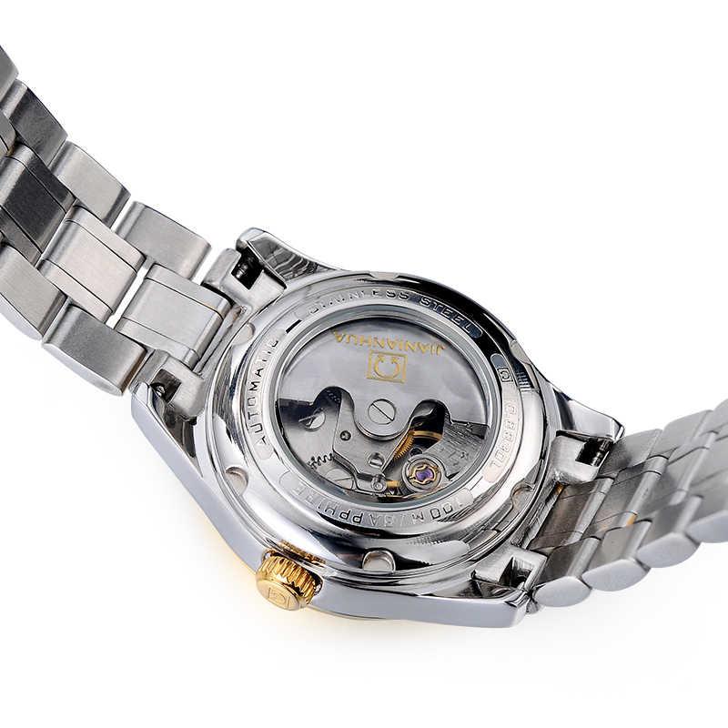Carnival Women Watches Luxury Brand ladies Automatic Mechanical Watch Women Sapphire Waterproof relogio feminino C-8830-6