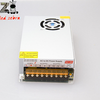 DC12V 30A Led Power Supply 360W Constant Current Led Driver Led Adapter,AC110 240V led power transformer