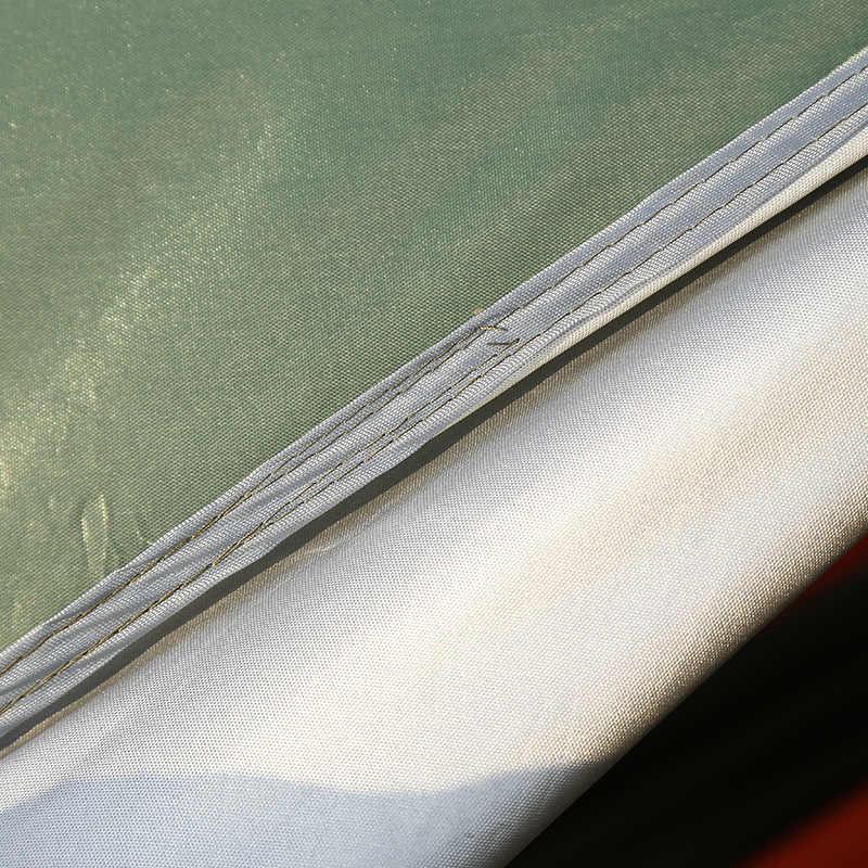 VILEAD متعددة الوظائف مقاوم للماء أكسفورد القماش الوجهين عالية الجودة المظلة القماش الشمس المأوى المظلة سرادق التخييم سجادة للرحلات