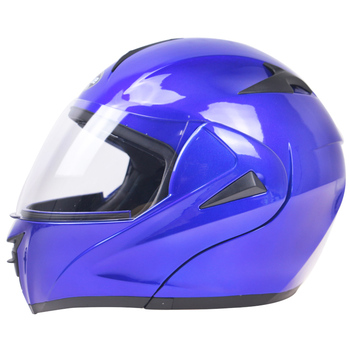 Professional Flip up motorcycle helmet DOT ECE approved bike helmet 11 color available