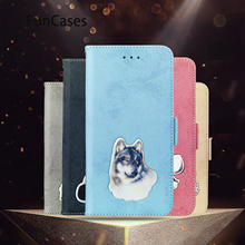 Booke Case Voor Samsung S8 PU Book Case sFor Samsung Galaxy J2 Core J3 2017 2018 J4 Plus J5 J6 j7 J8 Note 9 S10 Lite S7 Rand S9(China)