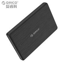 2.5 Pulgadas Unidad de Disco Duro Externo HDD USB3.0 Micro B recinto ORICO 5 Gbps de Alta Velocidad para UASP Apoyo SSD SATA III