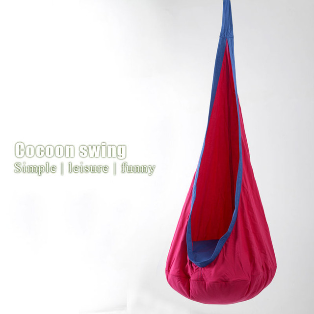 Colorful Cocoon Swing Chair