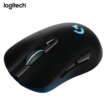 Logitech G703 Wired and Wireless Dual Mode Gaming mouse 12000 DPI RGB Backlit Computer Gaming Mouse With mechanical keys Воблер YoZuri L-Minnow тонущ