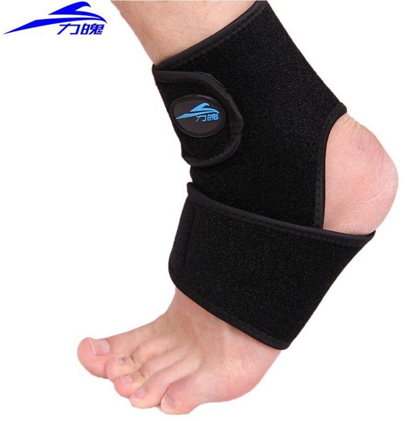 Prix pour Leepsports cheville soutien Pain Relief pieds soins garde Football basket - ball cheville protecteur Brace Posture correcteur