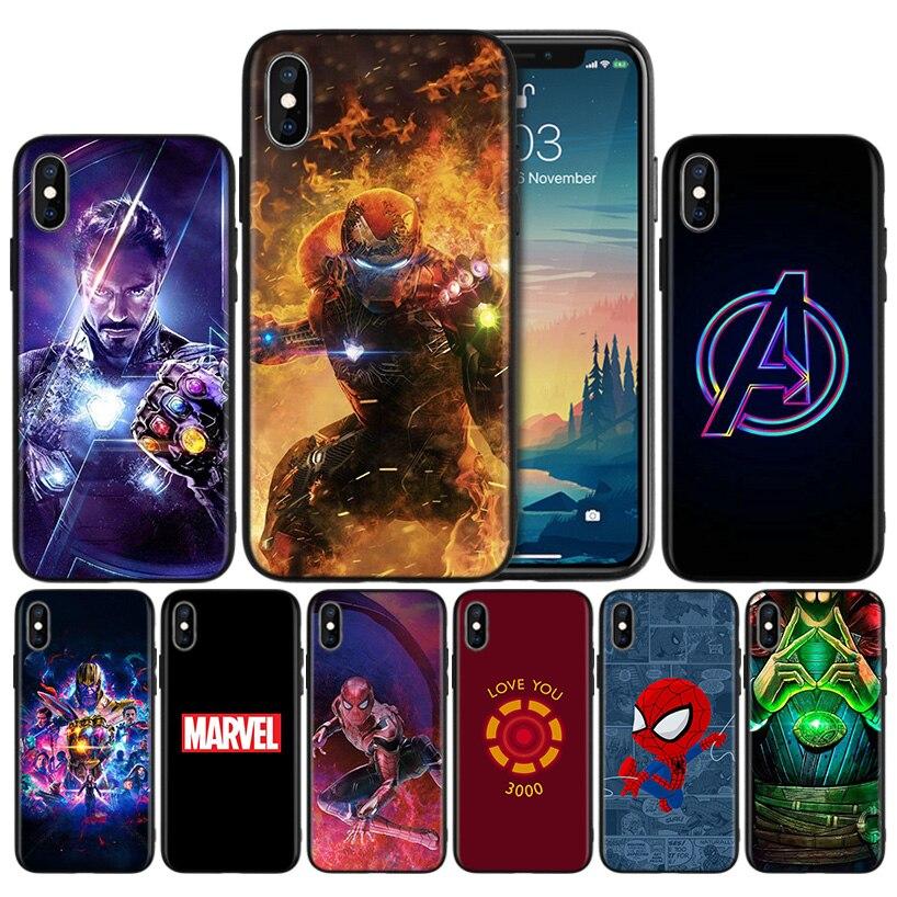 coque iphone 8 endgame