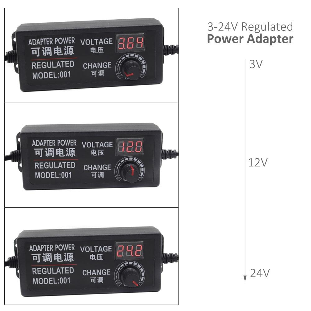 3 24V Regulated power supply