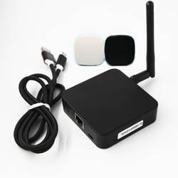 Тестирование посылка пакет AB BLE шлюз 4 BLE к Wi-Fi мост сетевой версии + EEK