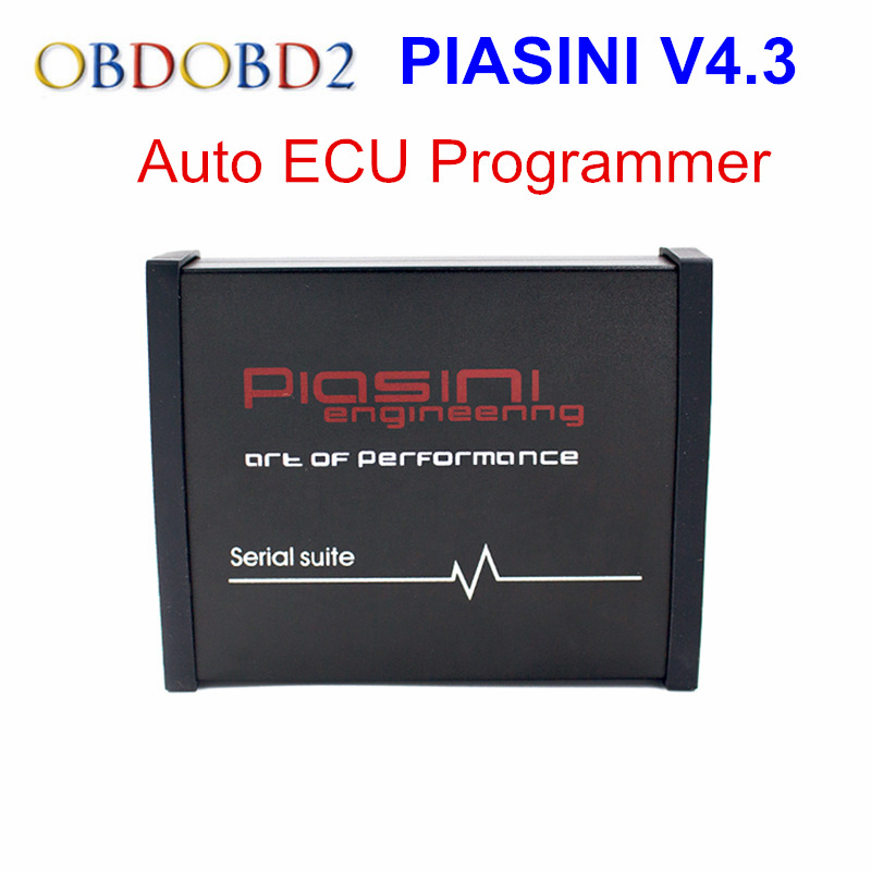 PIASINI V4.3 Master Full Version PIASINI 4.3 Engineering Serial Suite JTAG-BDM-K-line L-line-RS232-CAN-BUS ECU Chip Tuning Tool 2016 newest ktag v2 11 k tag ecu programming tool master version v2 11ktag k tag ecu chip tunning dhl free shipping