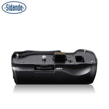 Sidande STD-PK10D pionowy uchwyt na baterię używany do aparatu Pentax BG-K10D K20D uchwyt na baterię wyklucza baterię tanie i dobre opinie for Pentax BG-K10D K20D