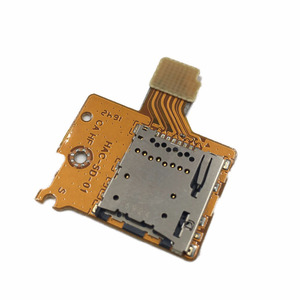 Image 3 - 10PCS New SD TF Card Socket Board For Nintend Switch Game Console Card Reader Slot Socket
