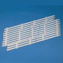 TV LED Backlight Strip For LG 47LN613S 47LN613V 47 inchs Bands Light Bars Lamps Strips Complete Set Replacement