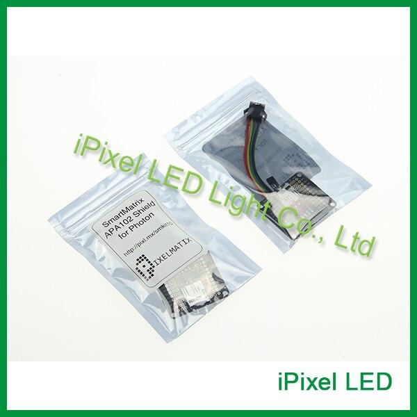 SmartMatrix com 4-pin conector para LED smart