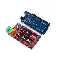 Mega 2560 R3 1 RAMPS 1 4 Controller 4 A4988 Step Drive Module 3D Printer Kit