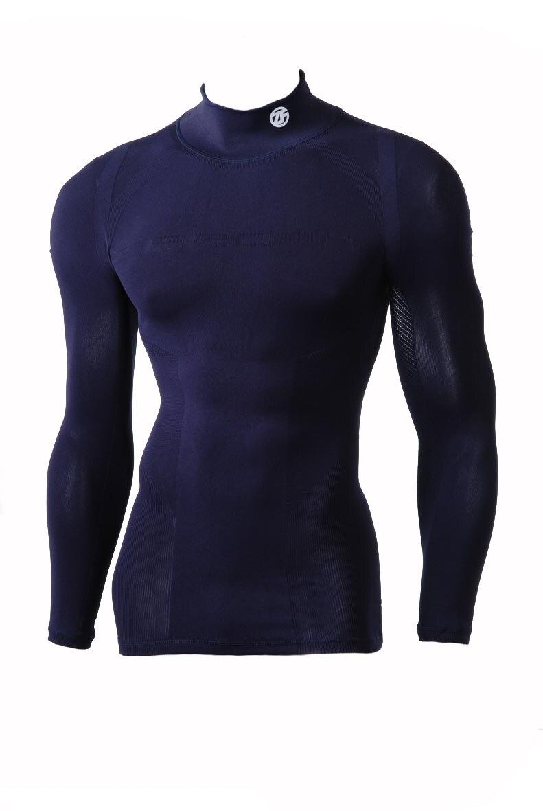 мужской спорт сжатия термобелье одежда