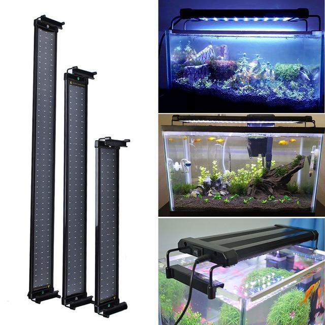 3 Types De Longueur 50 74 96 Cm Led Pour Aquarium Eclairage Led