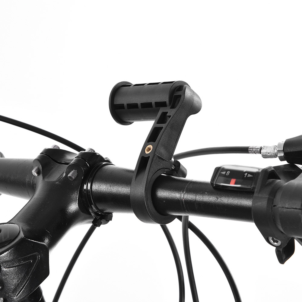 Bicycle Flashlight Holder Clip Bracket Adjustable Stand Grip Cycling Accessories