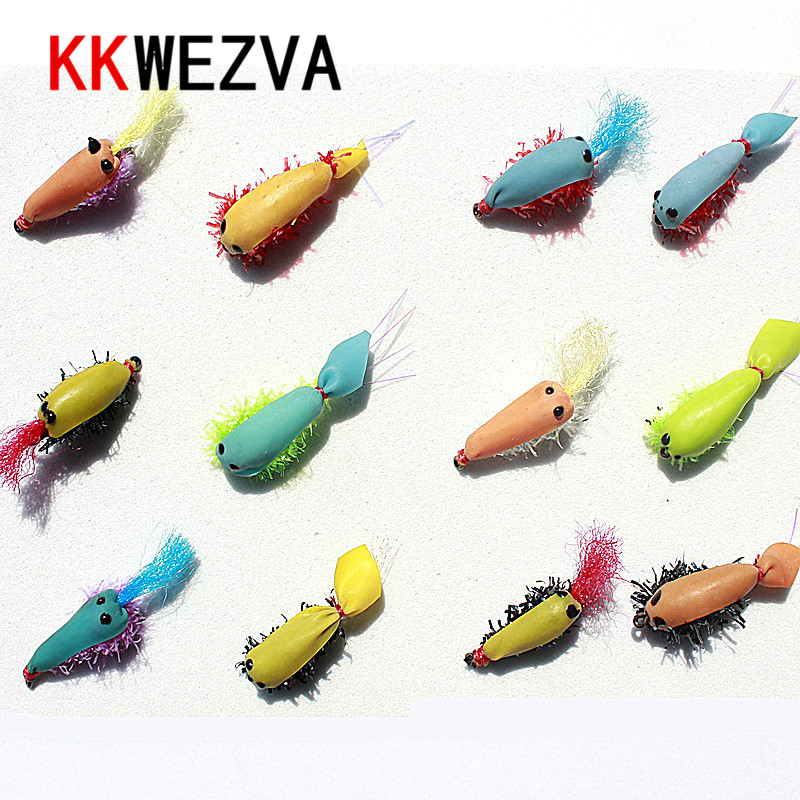 KKWEZVA 12pcs Promotion Fly fishing Hooks Butterfly Style Salmon Flies Trout Single Hook Dry Fly Fishing Lure Fishing Tackle salmon