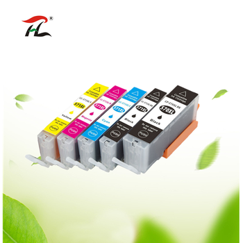 YI LE CAI compatible ink cartridge For Canon 570 570XL PGI-570 PGI570 CLI571 PGI570XL PIXMA MG5750 MG5751 MG5752 MG5753 MG6850