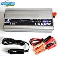 TBE Car Charger 1500W DC 12V 24V to AC 110V 220v Modified Sine Wave Power Inverter Home Converter USB Auto Transformer Adapter