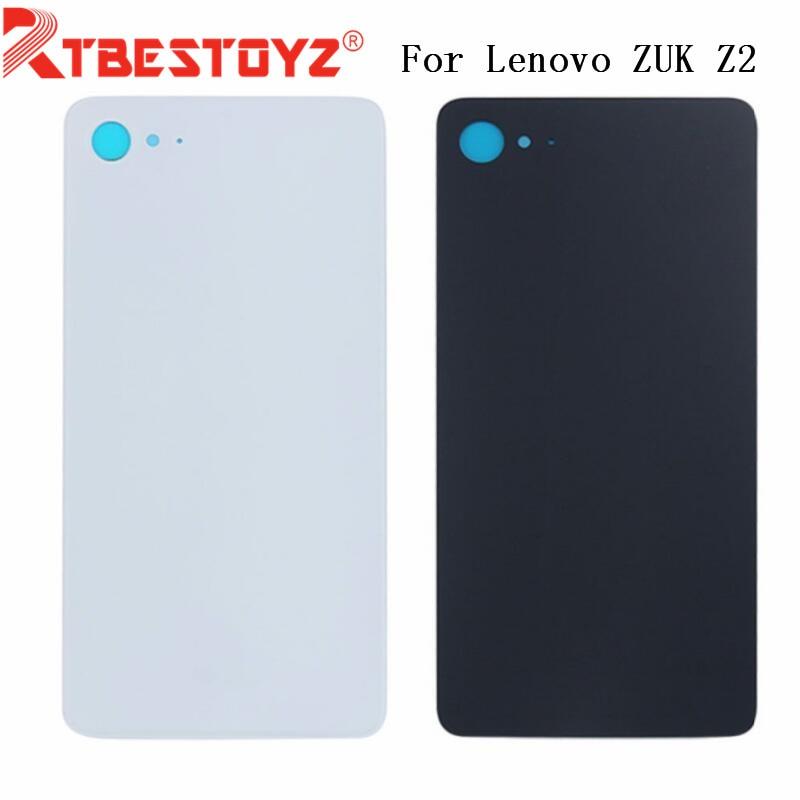 RTBESTOYZ оригинальный Стекло Батарея задняя крышка для lenovo <font><b>ZUK</b></font> <font><b>Z2</b></font> 5,0 дюймов корпус задняя дверь чехлы