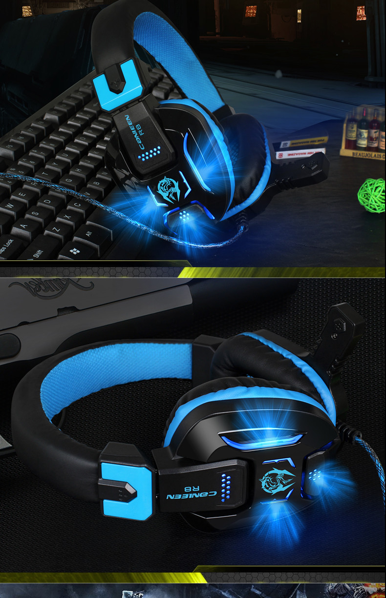 Canleen Stereo Bass Gaming Headphone that are Noise Canceling Canleen Stereo Bass Gaming Headphone that are Noise Canceling HTB1XBIOOFXXXXalXFXXq6xXFXXX9