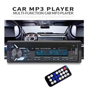 Image 4 - 多機能 Bluetooth 車両 MP3 プレーヤー lcd ディスプレイ Mp3 ワイヤレスレシーバーカー FM ラジオ 3.5 ミリメートル AUX オーディオアダプタカーキット