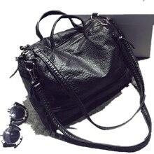 2017 NEUE Frauen Echtem Leder Handtaschen Vintage Crossbody-tasche Designer Handtaschen Hochwertige Mode frauen Umhängetaschen J477