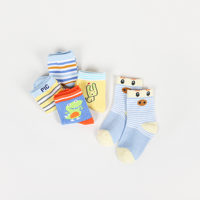 5 pairs/lot New Soft Cute Cartoon Animals Cotton Boys Girls Socks Cat Lion Gog Kids Socks Baby Boy Children Socks Styles 1-9Y new children cartoon bags cute elephant mini handbag for girls boys pure cotton animals kids baby bags handmade a limited
