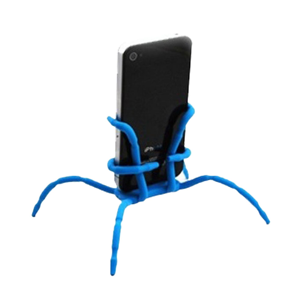 Spider Shape Universal Flexible Holder Stand Bracket For Cell Phone font b Tablet b font font
