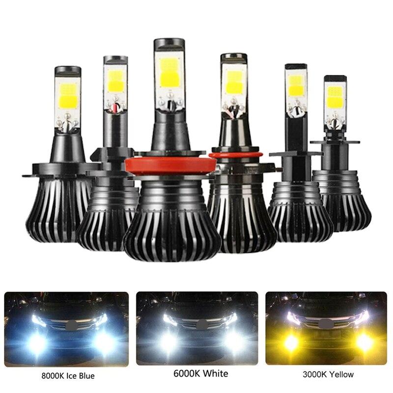 Audi TT 8J H7 H7 H11 501 55w ICE Blue Xenon High//Low//Fog//Side Headlight Bulbs