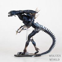 Free Shipping SCI FIRECOLTECK Aliens Series No.018 Alien Queen Action Figure Collectible Model Toy 32cm KT4197