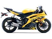 Мото Пресс форма Мотоцикл Обтекатель Комплект Для Yamaha YZF 600 R6 YZFR6 2008 2014 08 14 Кузов Обтекатели На Заказ L622