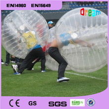1.7m Transparent Inflatable Bubble Soccer Ball/Inflatable Human Hamster Ball/Zorb Ball/Bumper Ball