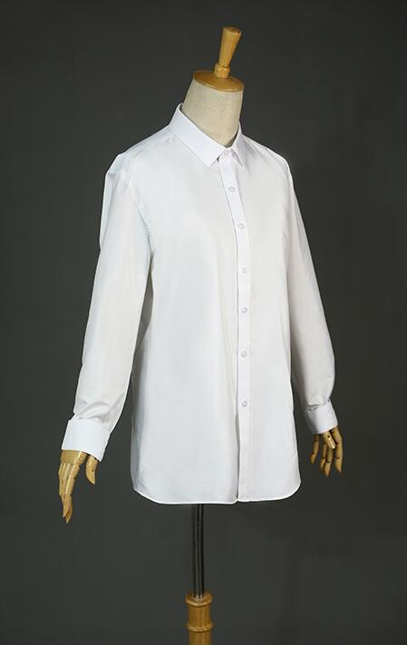 Cosplay Short sleeve/Long sleeve White shirt Cos Boy/girl Essential Supplies All-match products Adult Clothes