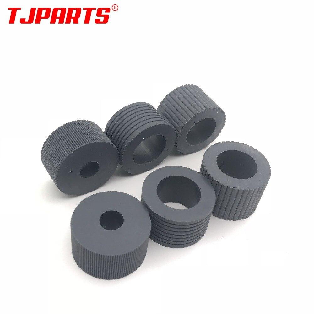 10SETX PA03338 K011 PA03576 K010 Pick Brake Roller for Fujitsu 6670 6770 6750 fi 6670 fi